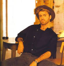 young george michael 80s. Interesting Michael George Michael With Young 80s O