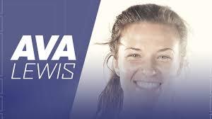 Ava Lewis - University of Washington Athletics