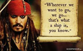 Pirates Of The Caribbean Quotes 100 Memorable Quotes By Captain Jack Sparrow That Made Us Fall In 28
