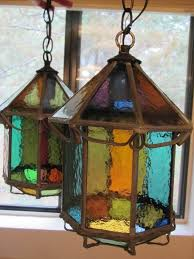 2211 best vitrail images on stained glass lanterns and inside outdoor hanging glass