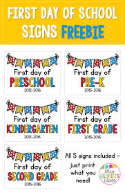 17 best ideas about kindergarten first day starting updated for the 2016 2017 school year i ve updated my first day of grade this year and have included preschool pre k kindergarten first grade