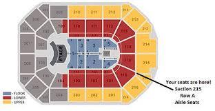 Allstate Arena Seating Chart Ed Sheeran