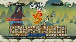 Storm 3 Character Roster revealed!! - Naruto Shippuden: Ultimate Ninja  Storm 3 Forum - Neoseeker Forums