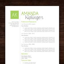 Resume Template Cv Template For Word Mac Or Pc Professional Resume ... resume template cv template for word mac or pc professional : resume cv template free