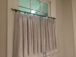 cafe curtain rod cafe iron rod forged iron cafe curtain rod kitchen privacy