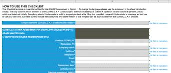 Grasp - Globalg.a.p. Risk Assessment On Social Practice - Globalg ...