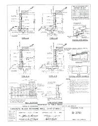 block wall calculation retaining wall calculation spreadsheet concrete block retaining wall design example uk