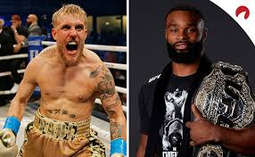 Jake predicts second round stoppage, tyron taking paul seriously as an opponent new, 15 comments the two are set to fight this summer, with a date to be announced. Paul Vs Woodley Odds Betting Pick Odds Shark