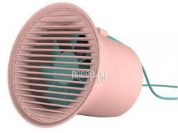 Купить <b>Baseus Small Horn</b> Desktop <b>Fan</b> Pink CXLB-04 по низкой ...