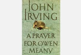 staff reads holiday edition soho press soho press is an  i know what you re thinking what do armadillos have to do the holiday season john irving s a prayer for owen meany not explicitly be about