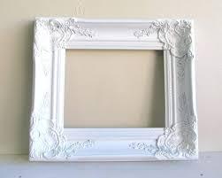 vintage wall frames temporary 3 shabby chic frame white picture 8x10 baroque fra vertical white baroque frame