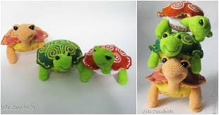 Free Crochet Turtle Pattern Magnificent New Super Turtles [Free Crochet Pattern] Your Crochet