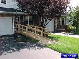 home wheelchair ramp plans wood modular ramps home depot wheelchair ramp plans