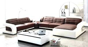 cool white leather sectional chaise contemporary sofa tosh furniture modern bonded zoe