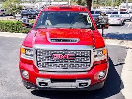 2018 gmc red. beautiful red new 2018 gmc sierra 2500hd denali in gmc red