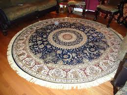 7 ft round rugs decoration grey and white rug fun rugs cotton area rugs navy and