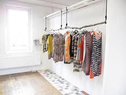clothes rack ideas. Exellent Ideas White Washed To Clothes Rack Ideas
