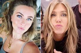 Julianne Hough looks like Jennifer ...
