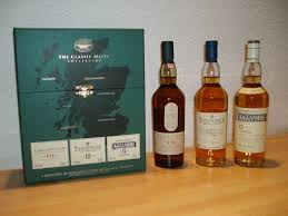 gift set lagavulin 16 year talisker 10 year cragganmore 12 year 3x20cl the whisky specialist