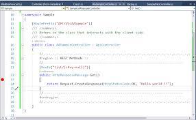 ASP.NET CORE 2.2 call to web api targeting .net framework does not ...