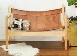 Repurpose old furniture Kitchen Cabinet Salvage An Old Sofa To Make Sling Bench Bob Vila Repurposed Furniture Ideas 16 New Ways To Use Old Stuff Bob Vila