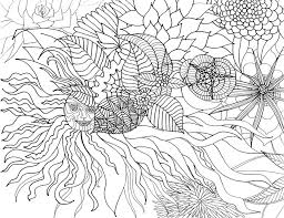 Small Picture Get This Free Adults Printable of Summer Coloring Pages 32871