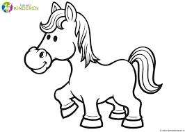 Kleurplaat Paardenkop Mandala Kleurplaat Voor Kinderen