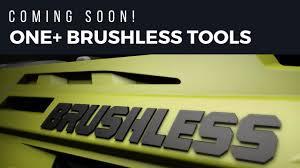 ryobi one logo. ryobi brushless tools teaser ryobi one logo
