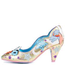 Irregular Choice Shoe Size Chart Disneys Dumbo X Little Sleepy Head High Heels