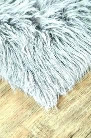 large faux fur rug faux fur rug grey gray faux fur rug grey large faux fur