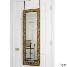 Over The Door Mirrors Door Mirror Hanging Little Big Life Top 3 Over The Door Mirrors