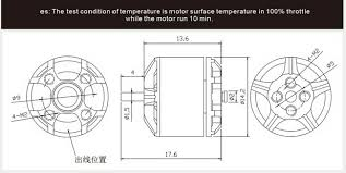 sunnysky r1106 6500kv micro brushless motor