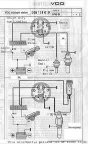 vdo temperature gauge wiring diagram vdo image vdo guages i bought don t work the h a m b on vdo temperature gauge wiring diagram