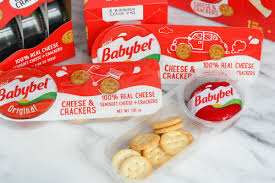 Babybel Cheese Light Nutrition Facts 2 New Cheese Snacks That Are Grate On The Go Blog