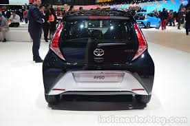 New Toyota Aygo unveiled in Geneva