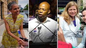 NYC mayoral elections: Eric Adams leads ...