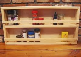 Wooden Spice Rack Wall Mount New Unfinished Wood Spice Rack Wall Mount Spice Rack