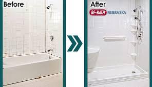 bathroom conversion cost bathtub to shower conversions nebraska
