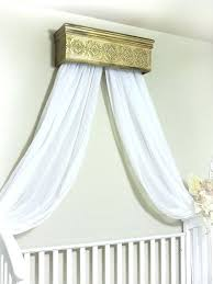 Crown Canopy For Baby Crib Bed Nursery Decors Diy Cano – Sppro