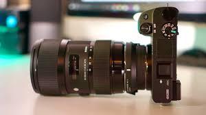 sigma 18 35mm f1 8 mc 11 sony a6300