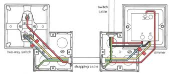 trapping cable and 2 gang light switch wiring diagram with switch cable