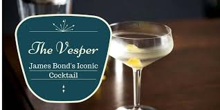 the vesper james bonds iconic l