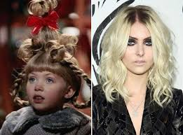 how the grinch stole christmas cindy lou now. Contemporary Stole Taylor Momsen From Cindy Lou Who To Goth Girl U2014 See Her Shocking  Transformation Inside How The Grinch Stole Christmas Now R
