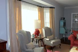 Light Blue Curtains Living Room Comely Window Curtain Ideas Large Windows Decoration With Living