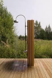 exterior shower fixtures. bureau-bernaskoni-volga-outdoor-shower-remodelista_0 exterior shower fixtures