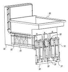 patent us7690375 deep fat tube fryer burner assembly google patent drawing