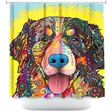 dog shower curtain wiener dog shower curtain
