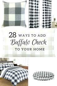 buffalo check bedding black and white buffalo check bedding plaid buffalo check bedding sears buffalo check bedding