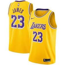 Details About Nike Lakers Lebron James Icon Edition Nikeconnect Swingman Mens Jersey Sz 2xl