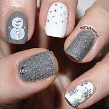 gel nail designs for fall 2014. 65 christmas nail art ideas gel designs for fall 2014